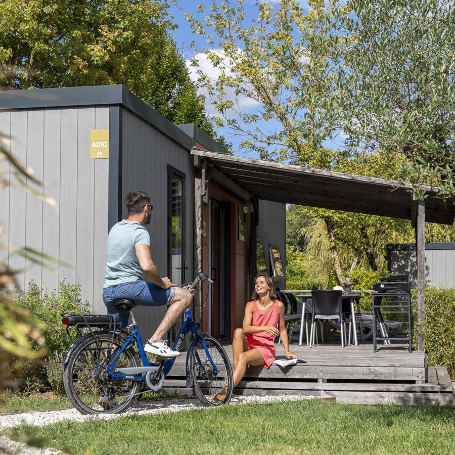 Campings à Saintes et Saintonge en Charente-Maritime