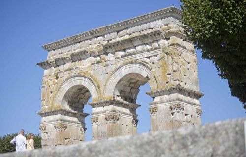 Arc de Germanicus - Saintes
