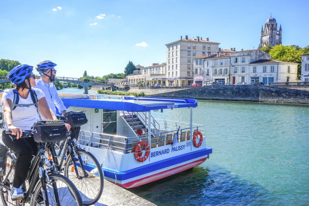 Flow vélo à Saintes