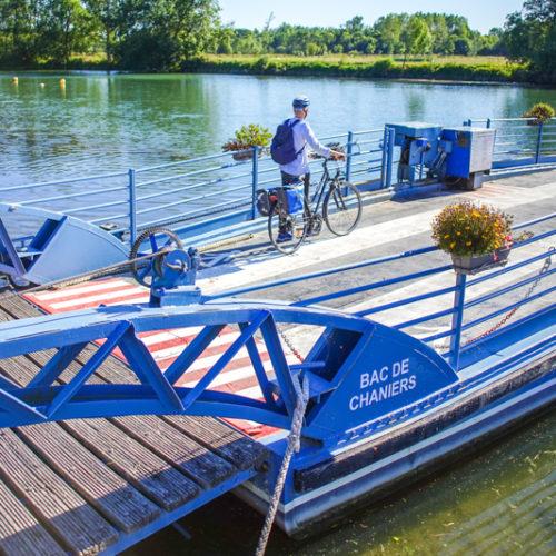 Flow vélo Chaniers