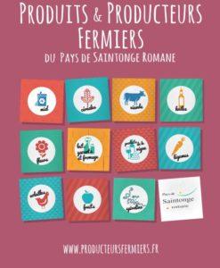 Brochure produits producteurs fermiers