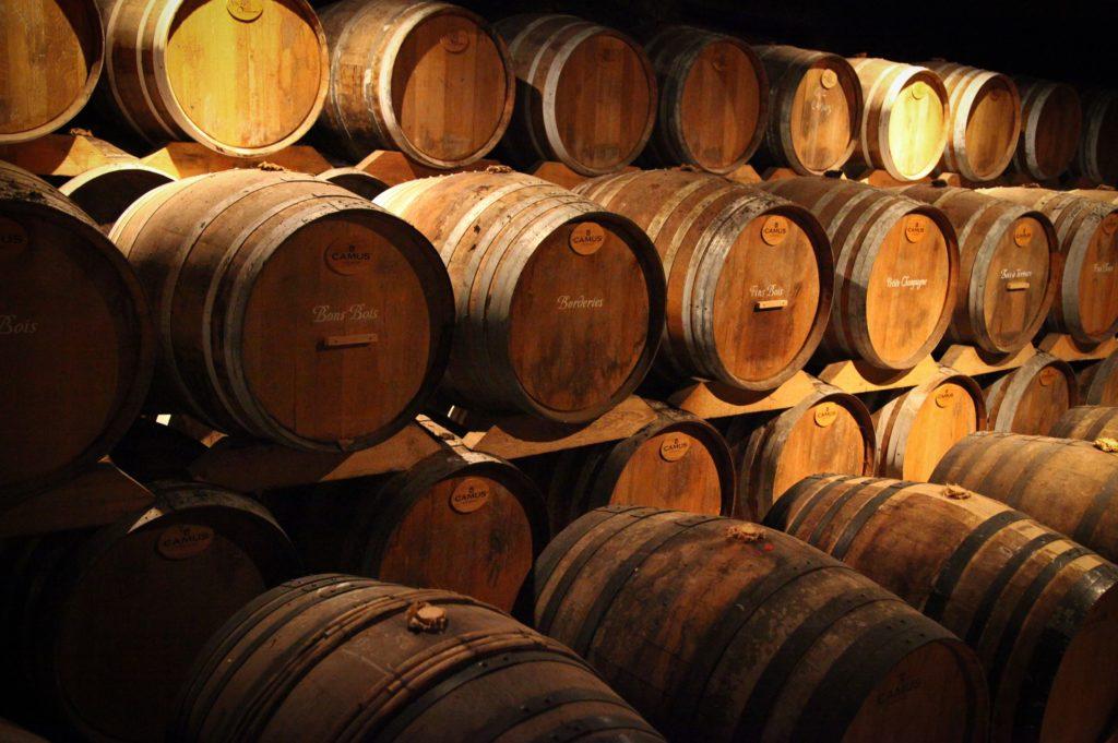 cognac - chais