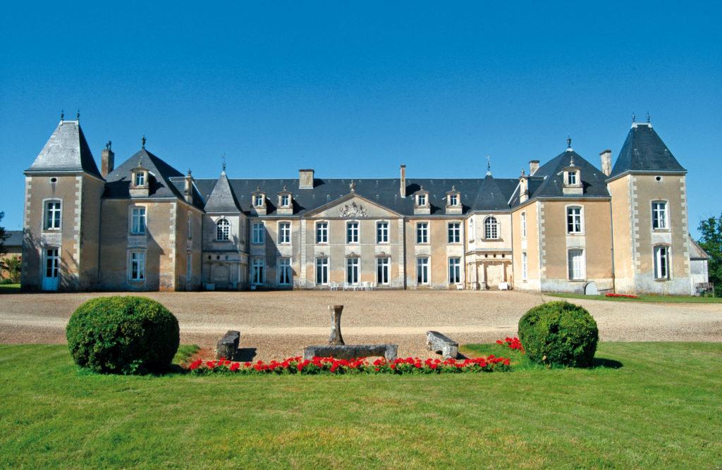 Château de Panloy - façade