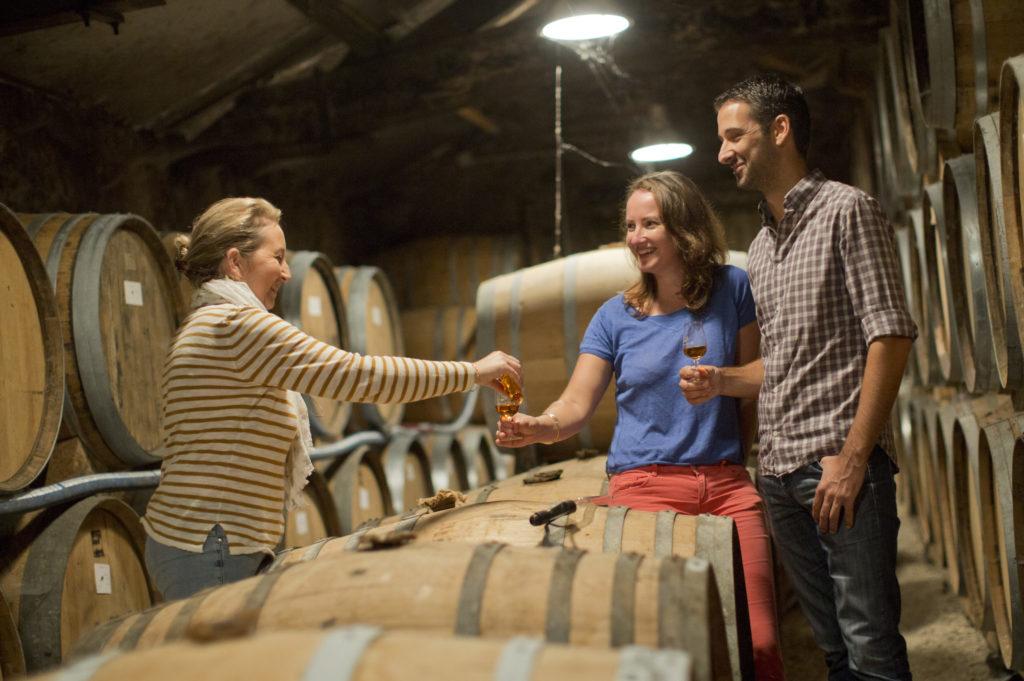 cognac et pineau degustation