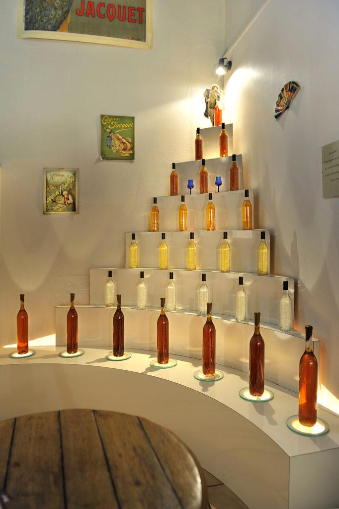 Ecomusée du Cognac - exposition