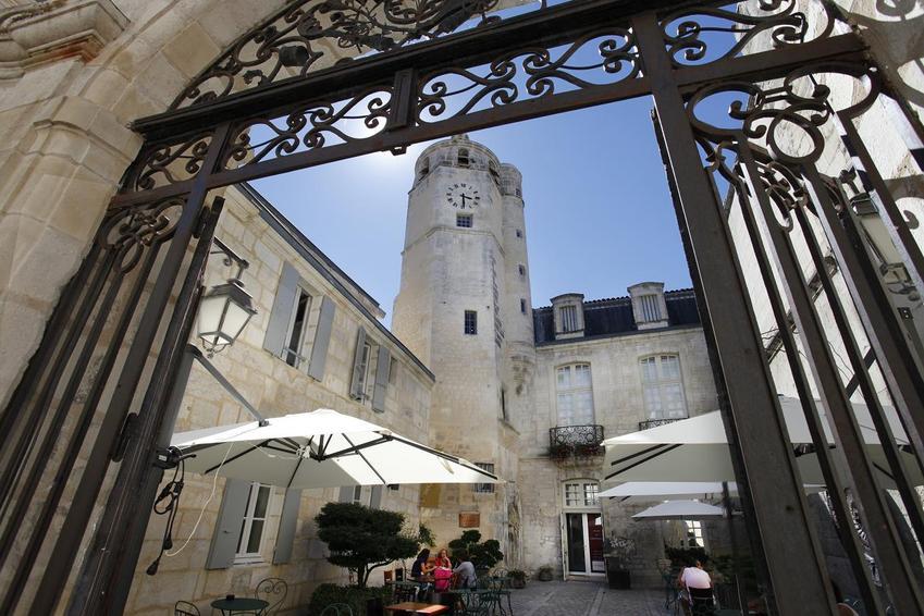 La musardiere musée de l'échevinage Saintes