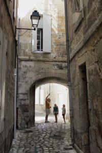 centre historique Saintes