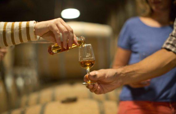 Pineau des Charentes et cognac