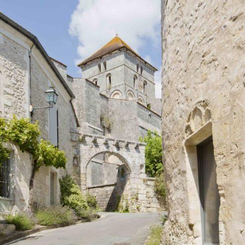 Saint sauvant en Charente-Maritime