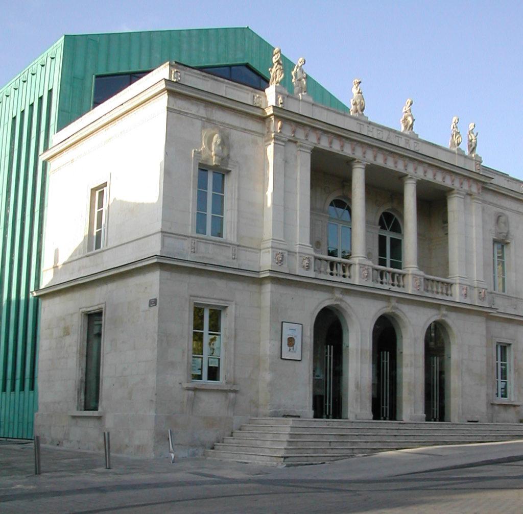Théâtre Gallia Saintes