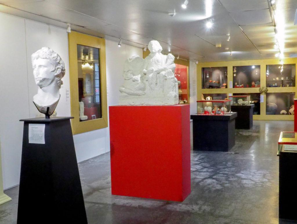 musée archéologique saintes