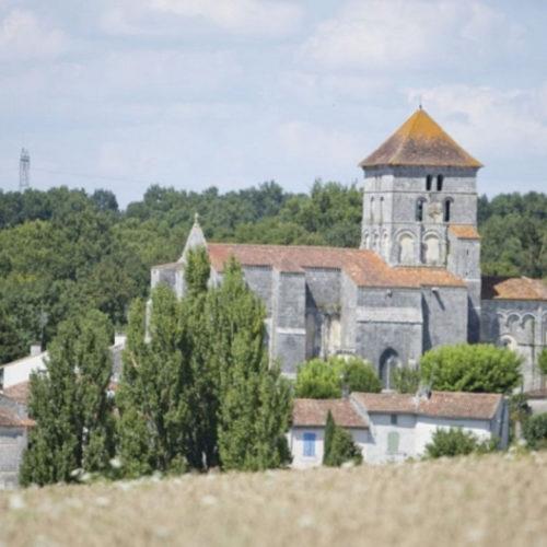 Eglise romane Saint Sauvant