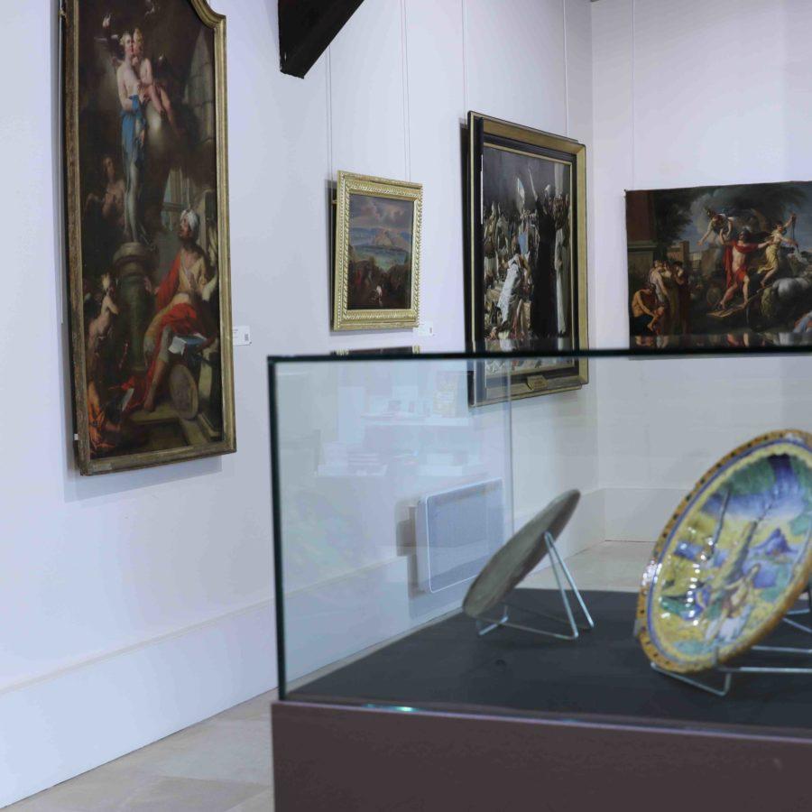 Expositions et conférences à Saintes