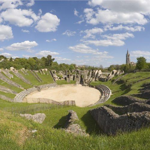 Sites et monuments historiques - Amphitheatre gallo-romain de Saintes
