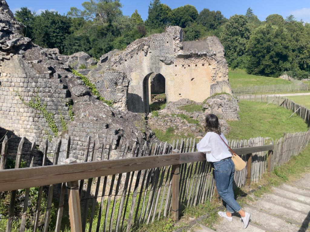 Amphitheatre gallo romain en charente maritime