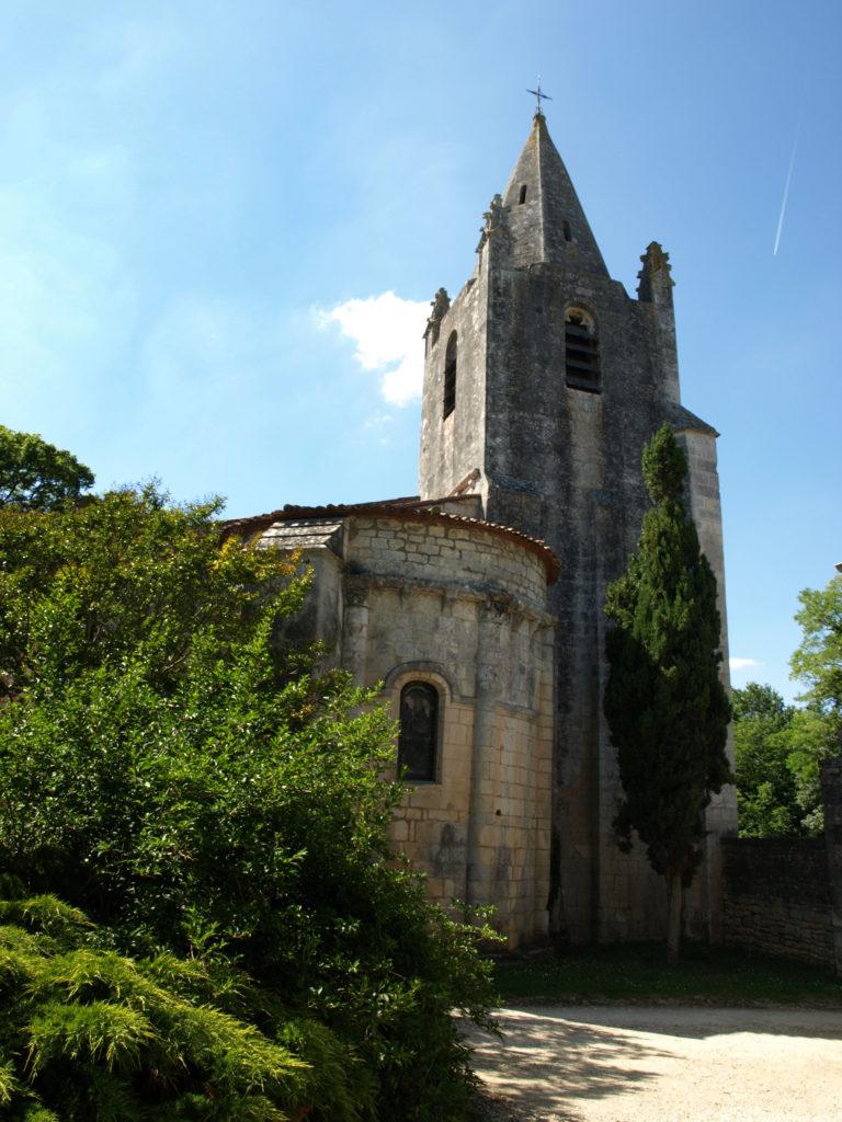 Eglise Le douhet charente maritime